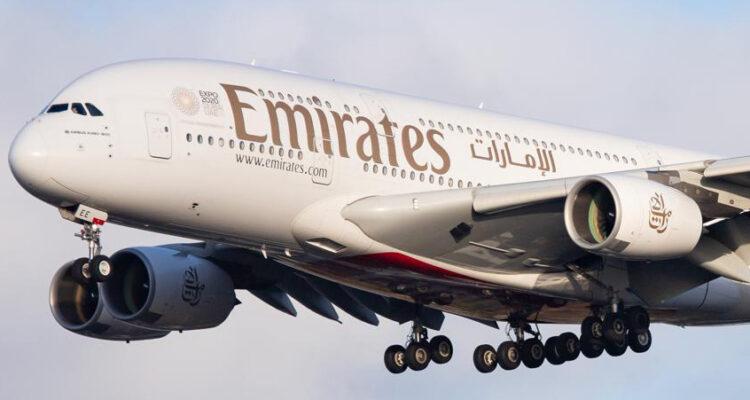 Emirates airline paid more than $1.4 billion in coronavirus returns