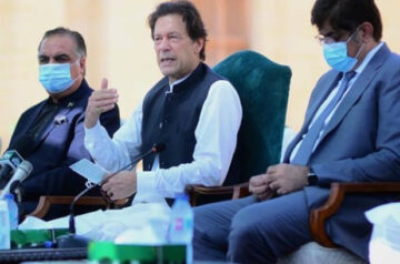 Facilitating responsibility on the part of the business community: PM Imran Khan